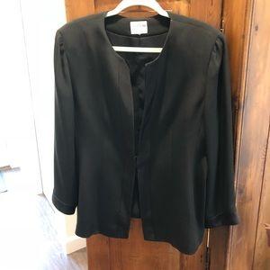 Armani Black day to evening jacket